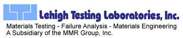 Lehigh Testing Laboratories, Inc.